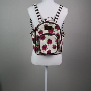 Like New Betsey Johnson Mini Backpack